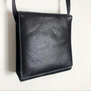 Toskana Turkish Made Vintage Leather Crossbody Bag